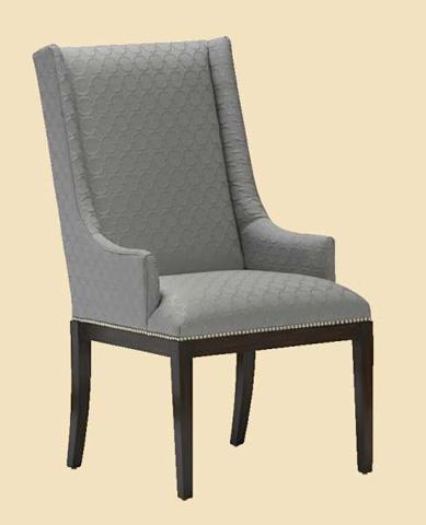 Marge Carson - Laguna Beach Arm Chair - LAG46