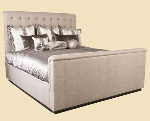 Marge Carson - Tiffany Bed - TF81B
