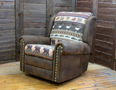 Marshfield Furniture - Stationary Recliner - 2344-33