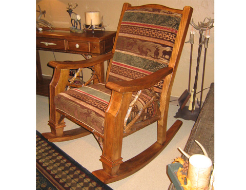 Marshfield Furniture - Rocker Chair - 2416-21