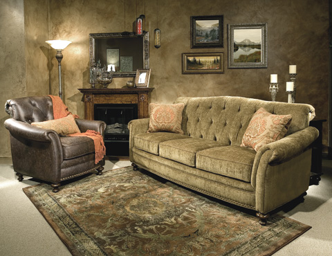 Marshfield Furniture - Sofa - 2444-03