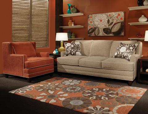 Marshfield Furniture - Full Sleeper Sofa - 1979-05