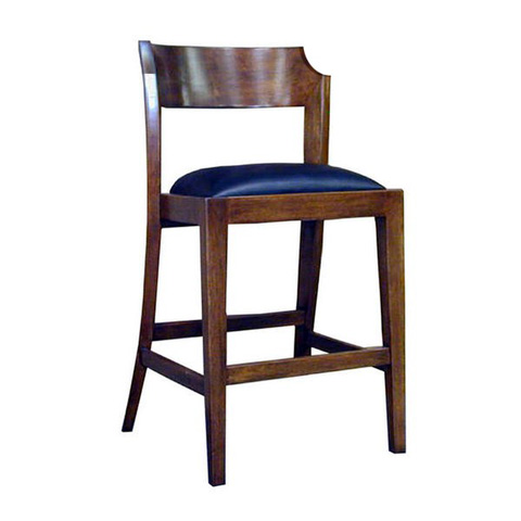 Maria Yee - Montecito Notched Round Counter Chair - 210-106119