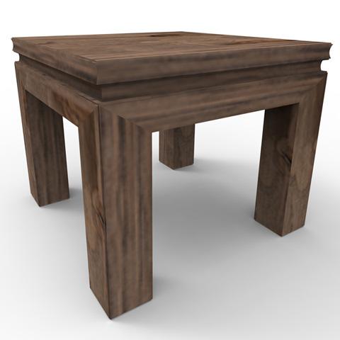 Maria Yee - Aptos Square End Table - 220-107875
