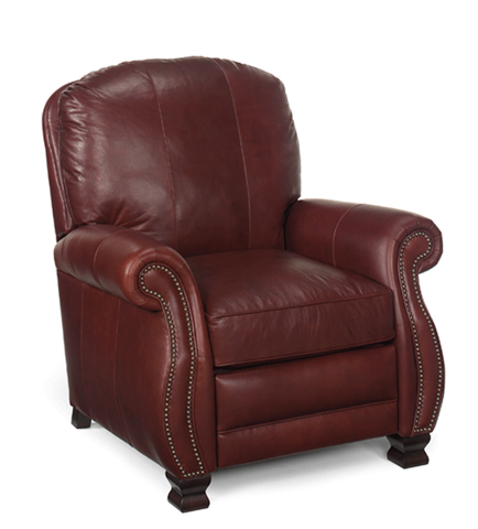 McNeilly Furniture - Leather Upholstered Recliner - L0398-R1