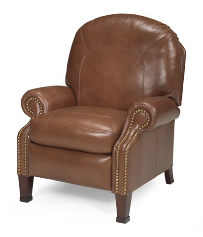 McNeilly Furniture - Leather Upholstered Recliner - L0350-R1