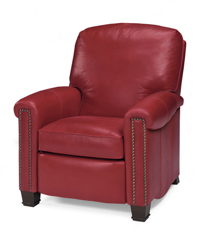 McNeilly Furniture - Leather Upholstered Recliner - L0450-R1