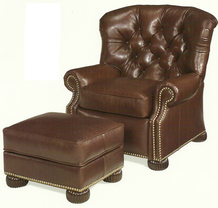 McNeilly Furniture - Tufted Chair - 0346-C1