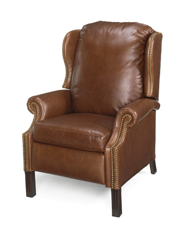 McNeilly Furniture - Chippendale Recliner - 0645-R1