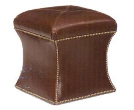 McNeilly Furniture - Storage Ottoman - 0760-OS