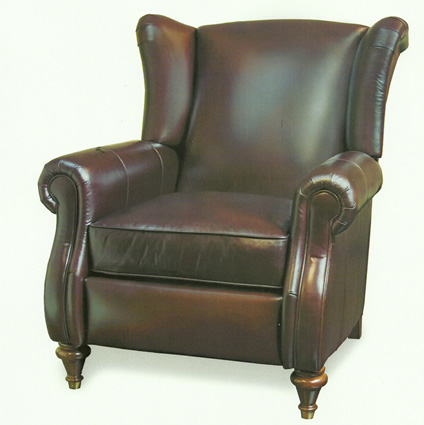 McNeilly Furniture - Recliner - 0825-R1