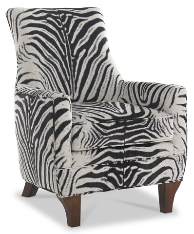 Miles Talbott - Caribe Curved Wing Chair - BH-8120-C