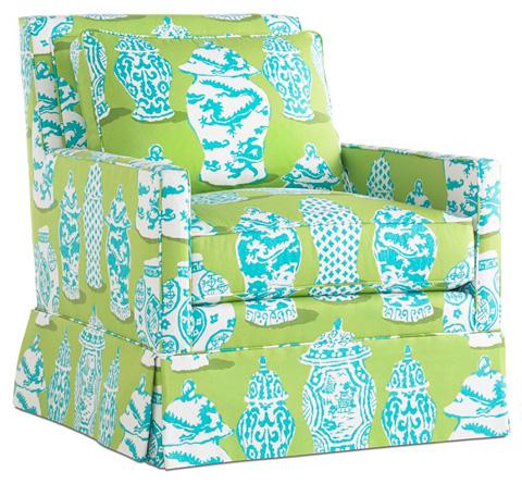 Miles Talbott - Lilla Swivel Chair - DG-SW-40030-C