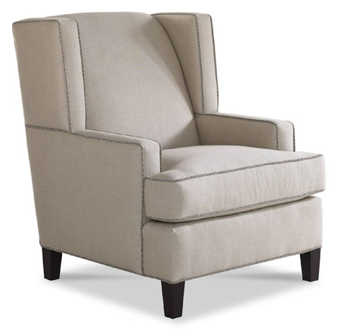 Miles Talbott - Carrington Wing Chair - JR-9010-C