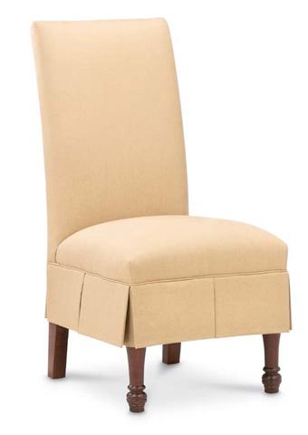 Miles Talbott - Julia Armless Dining Chair - TAL-126-DC