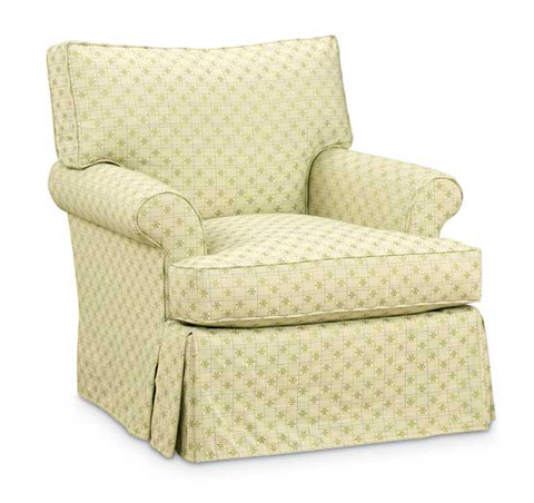 Miles Talbott - Bardot Swivel Chair - TAL-SW-2850-C