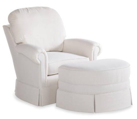 Miles Talbott - Bailey Swivel Chair - TAL-SW-366-C