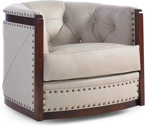 Miles Talbott - Everett Swivel Chair - THO-LX-SW-081-C
