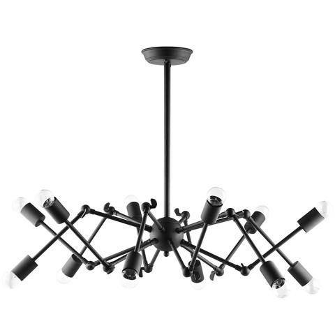 Modway Furniture - Tagmata Ceiling Fixture in Black - EEI-1568