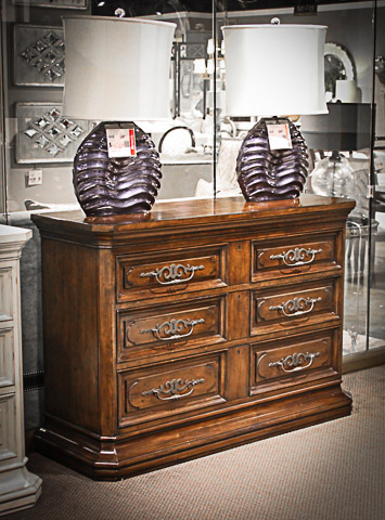 Moore Councill - Latte Three Drawer Hall Chest - 1008-201