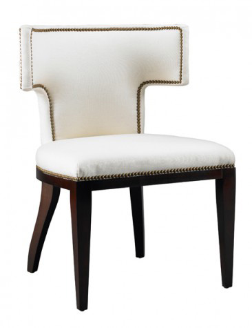 Mr. and Mrs. Howard by Sherrill Furniture - Klismos Armless Chair - H315AC