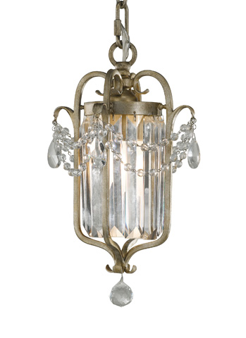 Feiss - One - Light Mini Duo Chandelier - F2474/1GS