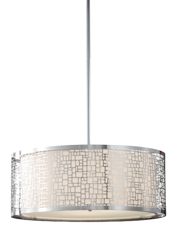 Feiss - Three - Light Large Pendant - F2638/3CH