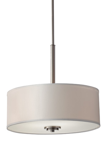 Feiss - Three - Light Pendant - F2771/3BS