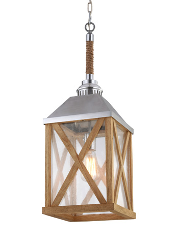 Feiss - One - Light Lumiere' Mini Chandelier - F2956/1NO
