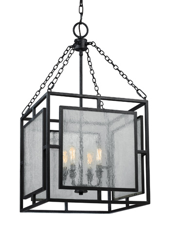 Feiss - Four - Light Pendant - F3036/4DWZ