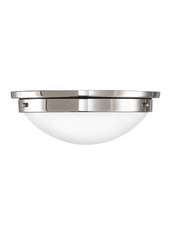 Feiss - One - Light Indoor Flush Mount - FM228BS/PN-LED