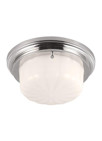 Feiss - One - Light Portia Flush Mount - FM382PN