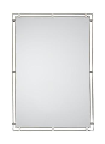 Feiss - Brushed Steel Mirror - MR1089BS