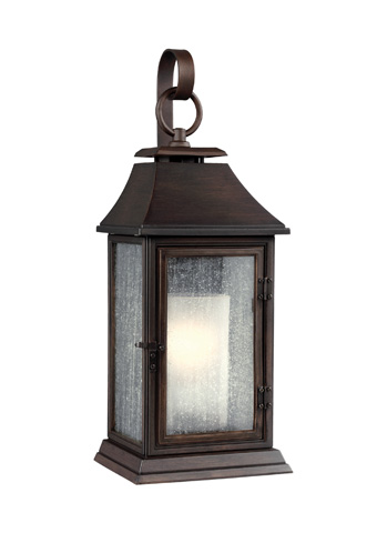 Feiss - One - Light Outdoor Sconce - OL10602HTCP