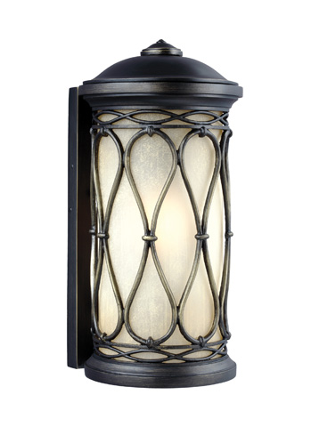 Feiss - One - Light Outdoor Sconce - OL10901ABR
