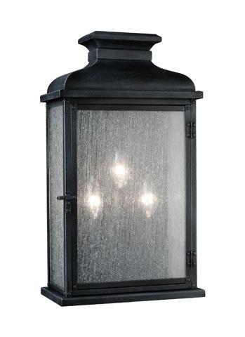 Feiss - Three - Light Outdoor Sconce - OL11102DWZ