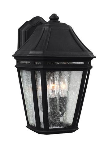 Feiss - Three - Light Outdoor Sconce - OL11301BK