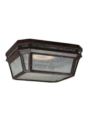 Feiss - LED Outdoor Flush - OL11313WCT-LED