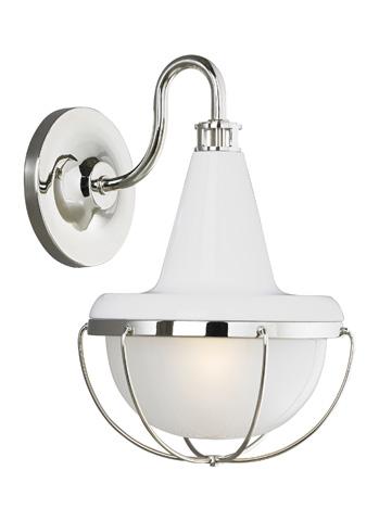 Feiss - One - Light Outdoor Lantern - OL14002HGW/PN