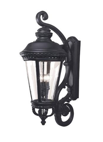 Feiss - Four - Light Wall Lantern - OL1905BK