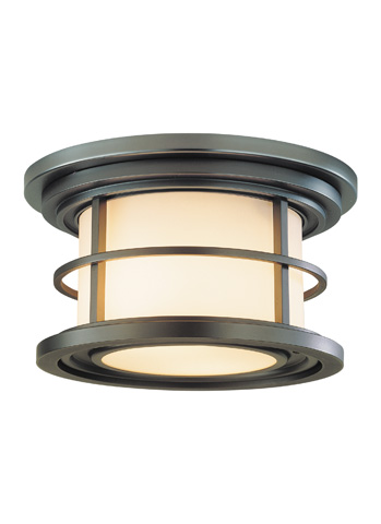 Feiss - Two - Light Ceiling Fixture - OL2213BB