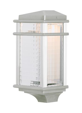 Feiss - One - Light Wall Lantern - OL3403BRAL-LED