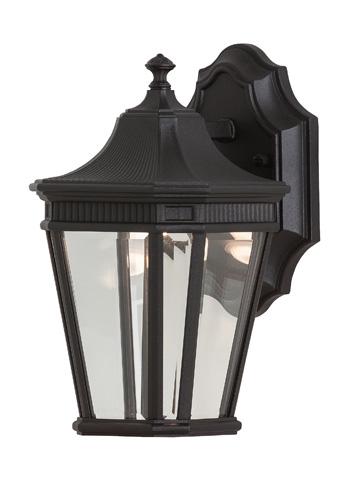 Feiss - One - Light Wall Lantern - OL5400BK-LED