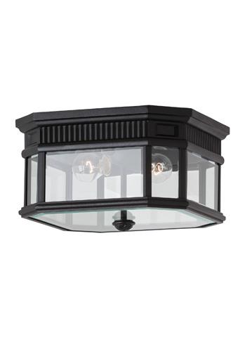 Feiss - Two - Light Ceiling Fixture - OL5413BK