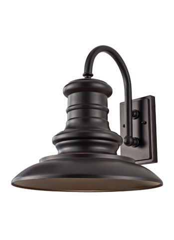 Feiss - One - Light Outdoor Lantern - OL9004RSZ