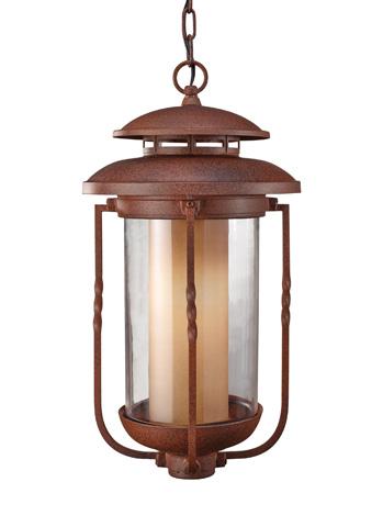 Feiss - One - Light Outdoor Lantern - OL9211CN