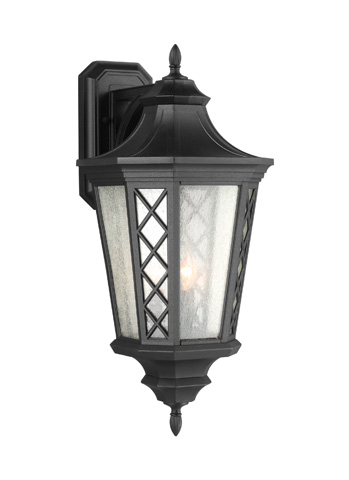 Feiss - Three - Light Outdoor Lantern - OL9504TXB