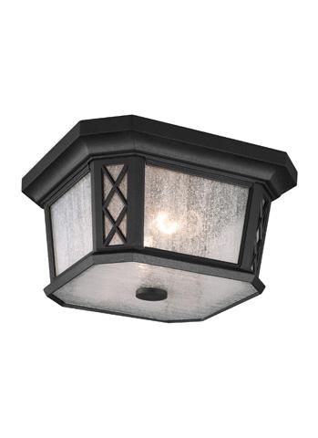 Feiss - Two - Light Outdoor Flush Mount - OL9513TXB