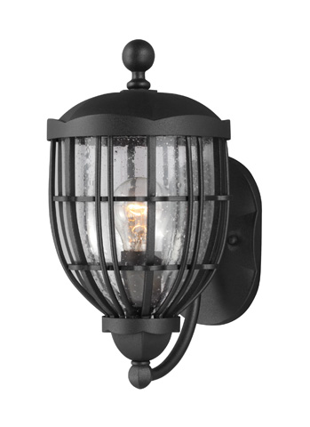 Feiss - One - Light Outdoor Lantern - OL9801TXB