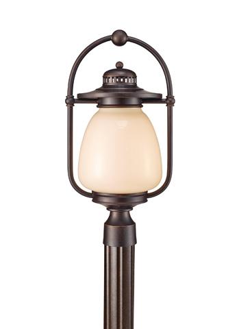 Feiss - One - Light Outdoor Lantern - OLPL7408GBZ